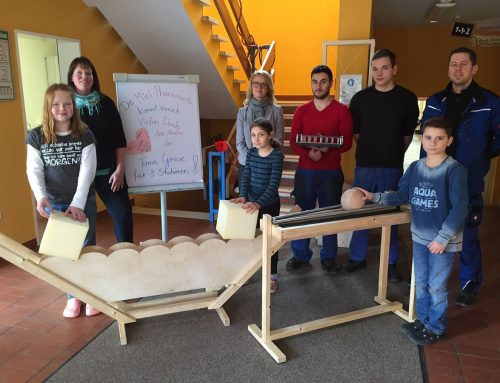 Gruse unterstützt lokale Grundschulen