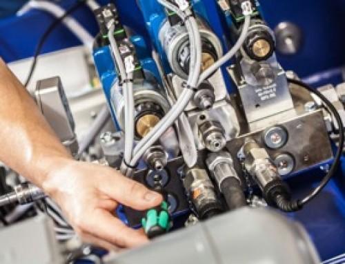 Coil Handling-Maschinen für Weltmarktführer