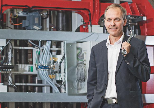 Ludger Helmig | Geschäftsführer Gruse Maschinenbau